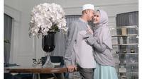 Kartika Putri dan Habib Usman (Sumber: Instagram/riomotret)