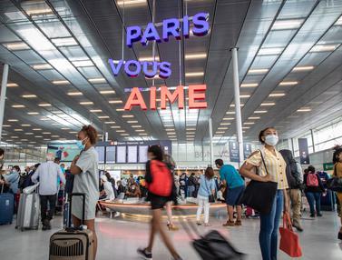 Tiga Bulan Ditutup, Bandara Orly Paris Kembali Dibuka