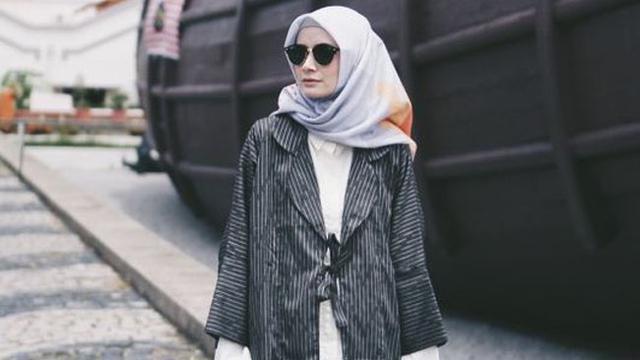 Tampilan Hijab Sehari-Hari yang Modis dan Kekinian ...