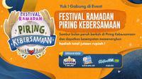 KLY siap persembahkan  program Piring Kebersamaan dalam Festival Ramadan 2021 (dok.KLY)
