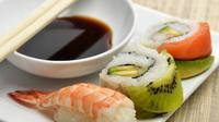 Sushi terlalu asin. (Via: berkeleywellness.com)