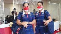 Ganda putri Indonesia di Paralimpiade Tokyo 2020, Leani Ratri Otila Khalimatus Sadiyah. (NPC Indonesia)