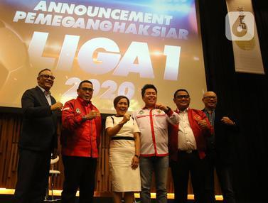 Indosiar Kembali Pegang Hak Siar Liga 1
