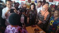 Pembukaan e-Warong bertujuan membuka jalur penyaluran bantuan sosial atau subsidi secara non tunai secara digital dari pemerintah.