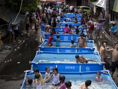 Musim Panas di Filipina
