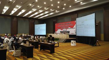 Rapat Pleno KPU Medan
