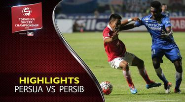 Video highlights TSC 2016 antara Persija Jakarta vs Persib Bandung yang berakhir dengan skor 0-0 di Stadion Manahan, Solo.