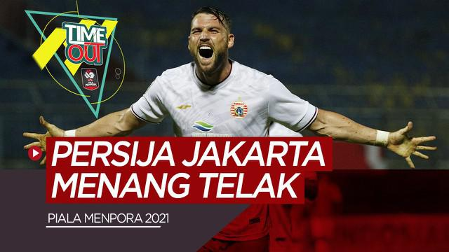 Berita Video Highlights Pertandingan Ke-2 Piala Menpora 2021, Persib Bandung Menang dan 2 Tim Sudah Dipastikan Gugur
