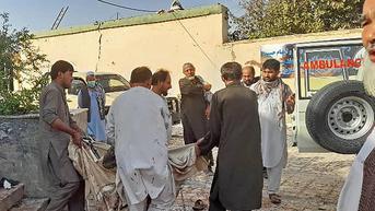 Taliban Janji Ketatkan Keamanan Usai Berulangnya Teror Bom Masjid
