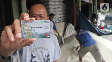 Permudah Pelayanan Bank DKI Luncurkan Kartu Pedagang