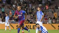 Striker Barcelona, Martin Braithwaite (Josep LAGO / AFP)