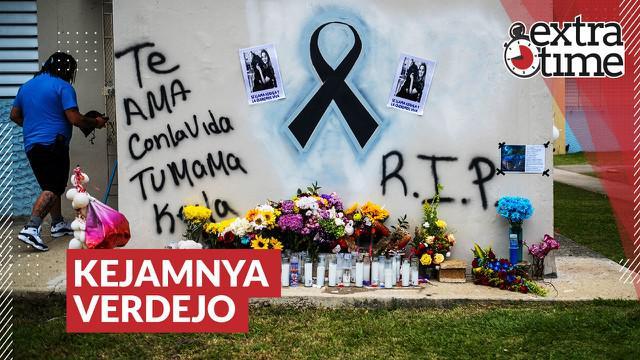 Berita video Extra Time kali ini mengangkat kasus pembunuhan yang diduga dilakukan atlet tinju Puerto Rico, Felix Verdejo. Bagaimana kisahnya?