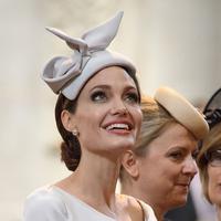 Angelina Jolie, image: Evening Standard