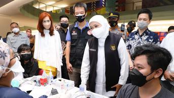 9 Daerah di Jatim Masuk PPKM Level 1, Terbanyak se Jawa dan Bali