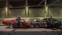Adegan dalam film Fast & Furious 7 (Pinterest)