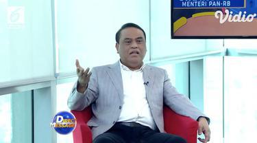 Program Direct Message menghadirkan Menteri PAN-RB Syafruddin, membahas soal rencana kepindahan Ibu Kota Negara ke Kalimantan Timur. Ibu Kota pindah, ASN Hijrah?