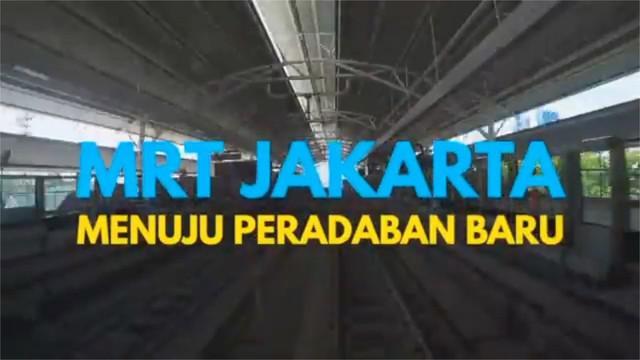 Melalui akun Instagramnya, Presiden Jokowi menyampaikan kemajuan proses pembangunan Moda Raya Terpadu (MRT) Jakarta. MRT Jakarta ditargetkan beroperasi Maret 2019