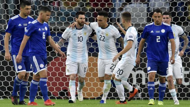 4 Tantangan Lionel Messi Jelang Duel Akbar Brasil Vs Argentina di Copa America 2019 – Dunia