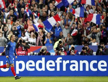 Prancis, Belarusia, Kualifikasi Piala Dunia 2018