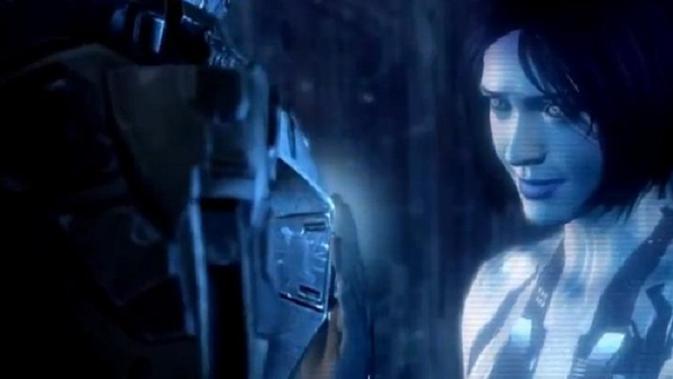 Master Chief dan Cortana