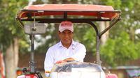Pemerintah bersama petani melakukan berbagai upaya mencegah tamanan mengalami puso di musim kemarau. Salah satunya yang dilakukan petani Magetan, Jawa Timur yang mengusahakan irigasi air tanah dangkal.