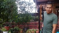 Ular kobra ditemukan di perumahan Grand Depok City. (Ist)