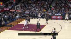 Berita video game recap NBA 2017-2018 antara Cleveland Cavaliers melawan Toronto Raptors dengan skor 112-106.