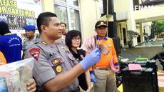 Seorang pria di Purwokerto membobol sejumlah ATM di kawasan Kabupaten Banyumas.
