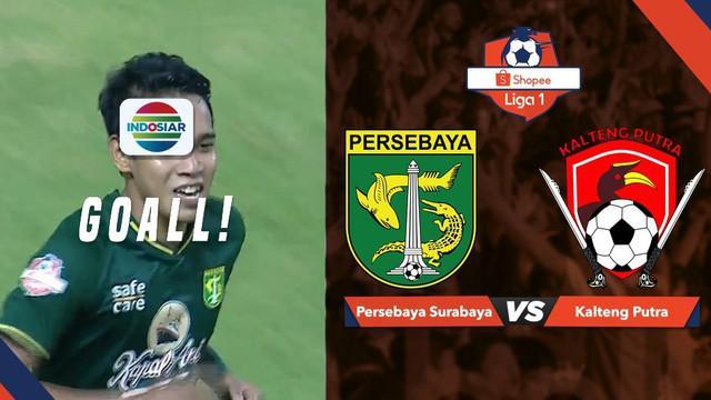 Berita video cuplikan gol fantastis yang dicetak oleh Misbakus Solikin saat Persebaya bermain imbang menghadapi Kalteng Putra di Stadion Gelora Bung Tomo, Selasa (21/5/2019).