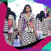 Fashion Nation 2019 | TITIES SAPOETRA: ROMANTIC RETRO