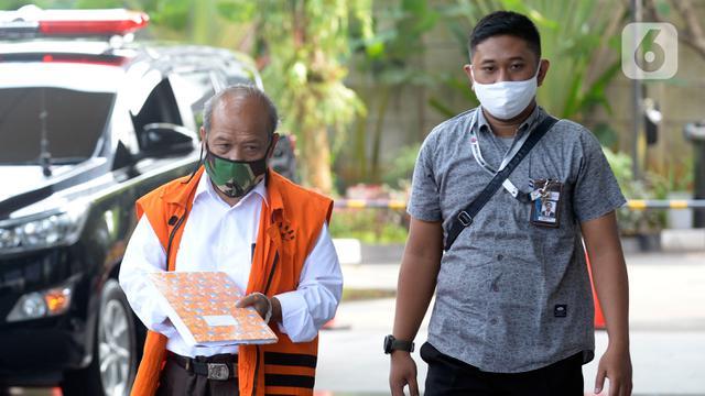 KPK Kembali Periksa Kadar Slamet Terkait Suap RTH Bandung