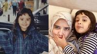 6 Potret Masa Kecil Zaskia Sungkar, Disebut Mirip Hawwa Putri Shireen Sungkar (Sumber: Instagram/zaskiasungkar15/fenny.bauty)