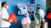 Kadin dan KKP Salurkan 2.000 Paket Bantuan untuk Nelayan Muara Baru.