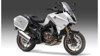 Moge baru Honda. (Motorcycle)