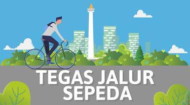 Gubernur DKI Jakarta Anies Baswedan menyebut sanksi kepada pelanggar jalur sepeda semata bertujuan untuk mengubah perilaku berkendara warga di Jakarta.