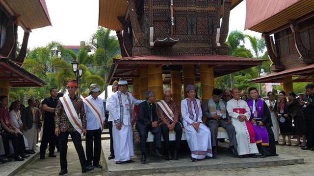 Hadiri Lovely Desember di Tana Toraja, Jokowi Promosikan Calendar of Event 2019