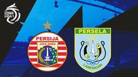 BRI Liga 1 - Persija Jakarta Vs Persela Lamongan (Bola.com/Adreanus Titus)