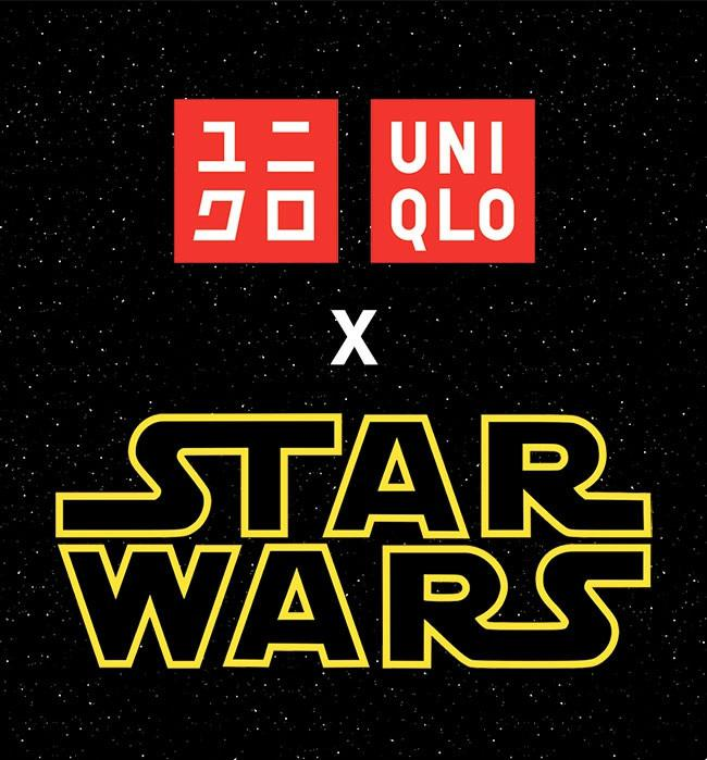 uniqlo, star wars