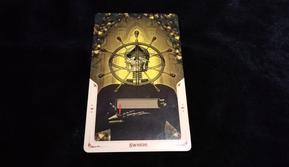 Tarot 9 of Swords