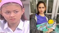 Aktris Muda yang Bintangi Remake Sinetron Jadul. (Sumber: Youtube/PDSeries2001/Instagram/tissabiani)