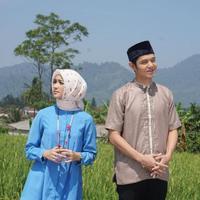 Citra Kirana dan Dude Harlino di sinetron religi SCTV Tuhan Beri Kami Cinta (Instagram)