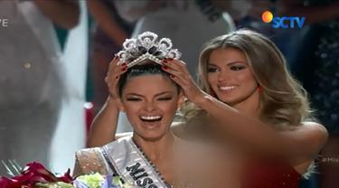 Dengan kemenangan ini, Miss Afrika Selatan ini akan bertugas selama setahun ke depan menggantikan Miss Universe 2016 asal Prancis.