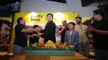 [Fimela] Syukuran Film Pretty Boys