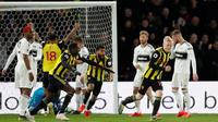Watford menang 4-1 atas Fulham pada laga pekan ke-33 Premier League. (dok. Premier League)
