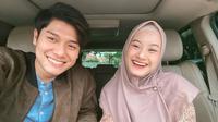 Dinda Hauw dan Rizky Billar (sumber: Instagram/dindahw)