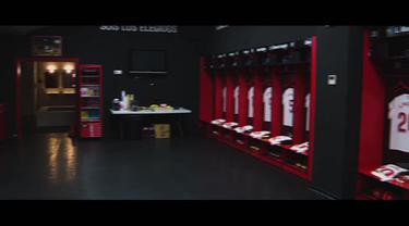 Berita video melihat lebih dekat salah satu stadion bersejarah klub La Liga yang menjadi kandang Sevilla, Ramon Sanchez-Pizjuan Stadium.