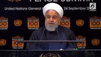 Presiden Iran Hassan Rouhani menuduh Donald Trump dan sekutunya ingin menghentikan ekspor minyak Iran ke beberapa negara lain.