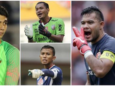 Berikut ini para kiper lokal yang mampu tampil mengesankan di Shopee Liga 1 Indonesia. Ada Nama Andritany Ardhiyasa, Wawan Hendrawan dan Nadeo Argawinata.