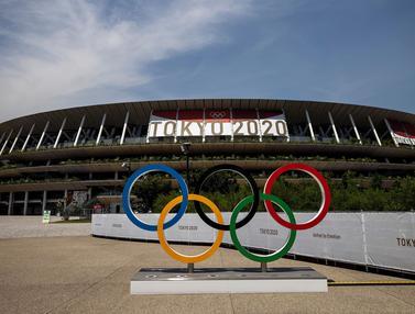 Foto: Menilik Sekilas Beberapa Venue Olimpiade Tokyo 2020, Medan Pertarungan Para Atlet Kelas Dunia