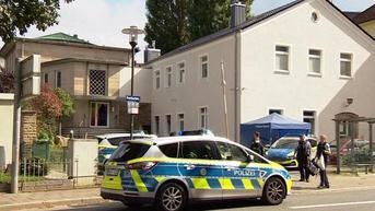 Gagalkan Serangan Sinagoge, Polisi Jerman Tangkap 4 Orang Tersangka